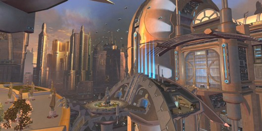 Hands-on: Lifting the SWTOR beta curtain