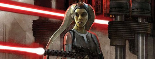 Star Wars The Old Republic: Lost Suns - Twi'lek girl