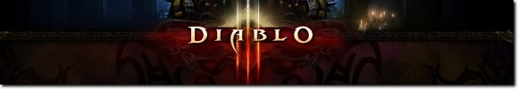 Diablo III title image