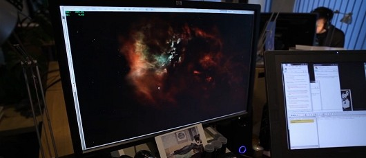 EVE gets new nebula effects