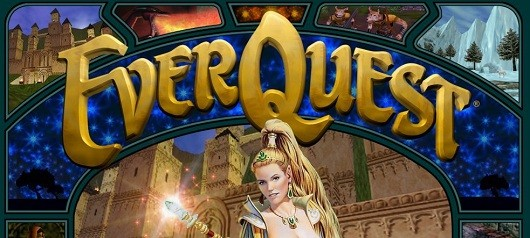 EverQuest screen