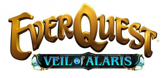 EverQuest - Veil of Alaris logo