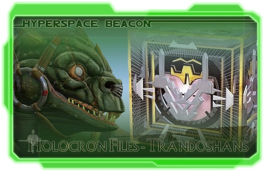 Hyperspace Beacon: Holocron Files - Trandoshans