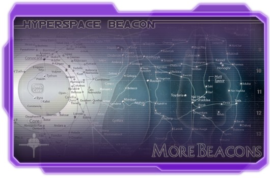 Hyperspace Beacon: More beacons