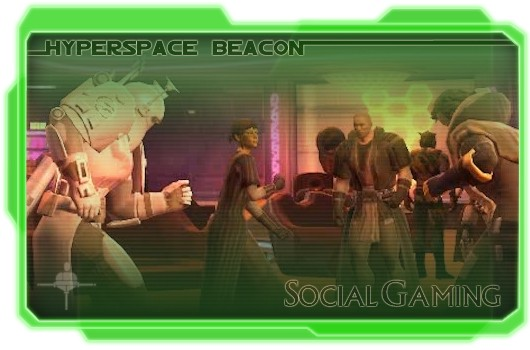 Hyperspace Beacon: Social gaming