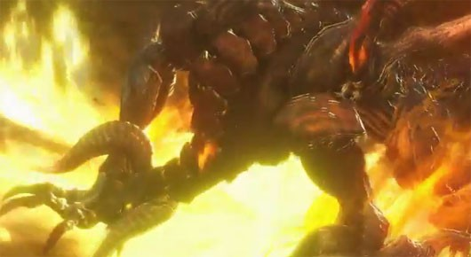 Final Fantasy XIV - Ifrit
