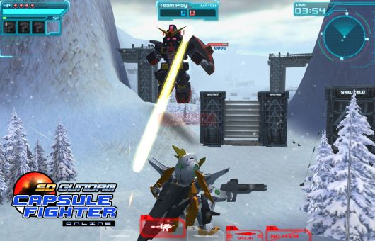 SD Gundam Online