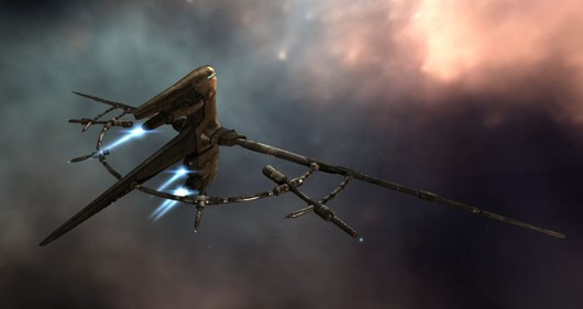 EVE Online - Apotheosis frigate