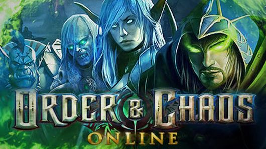 Order & Chaos Online banner