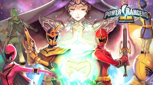 Power Rangers Online