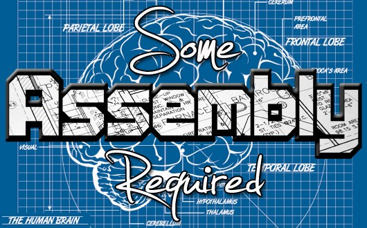Some Assembly Required header
