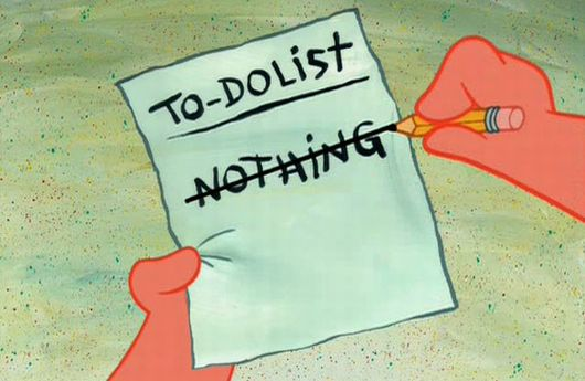 I want a day like Patrick's