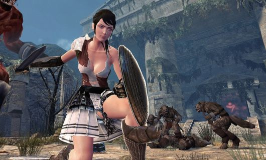 Screenshot -- Vindictus