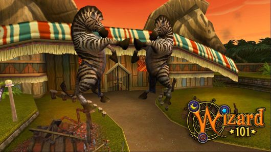 Screenshot -- Wizard101