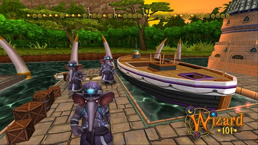 Wizard101 - Waterfront teaser