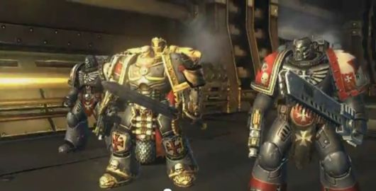 Warhammer 40K: Space Marine Wallpapers,Warhammer 40K: Space Marine ...
