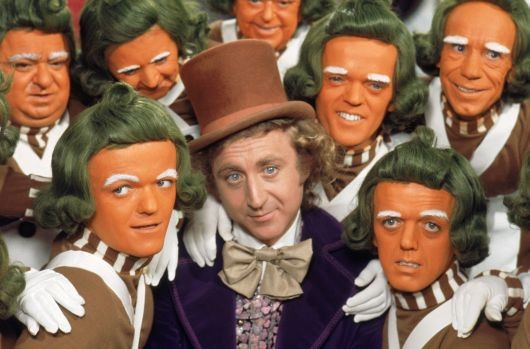 The best Willy Wonka