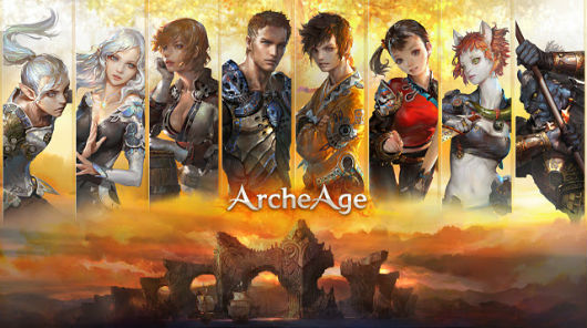 ArcheAge - race wallpaper