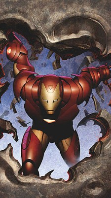 Potential topic: How exactly does Iron Man avoid anyone noticing his bimonthly budget for entirely new sets of mechanical armor?