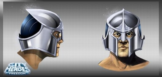 Helm of Zeus concept art