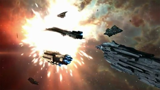 EVE Online - Crucible trailer