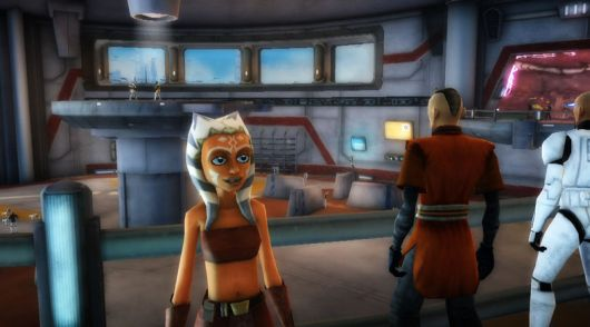 Screenshot -- Clone Wars Adventures