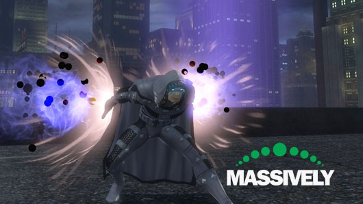 DC Universe Online - Sorceror attacking