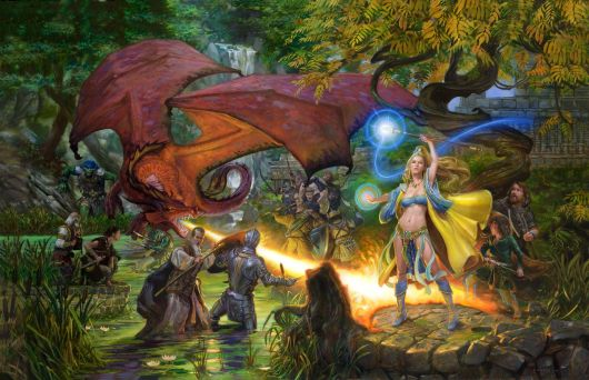 EverQuest book page
