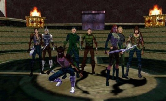 EverQuest Rangers