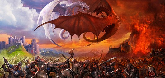 War of Dragons screenshot