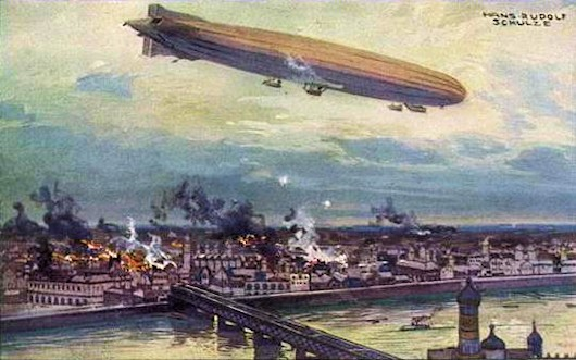You know dirigibles are awesome. Say it out loud. See.