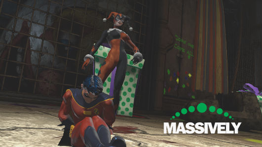 DC Universe Online - Harley and Robin