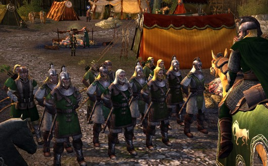 Lord of the Rings Online - FORTH EORLINGAS! OK, maybe not quite yet