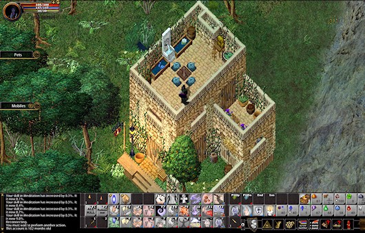 Bree's (old) house in Ultima Online :D