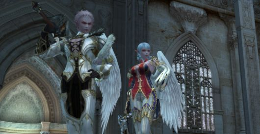 Screenshot -- Lineage II
