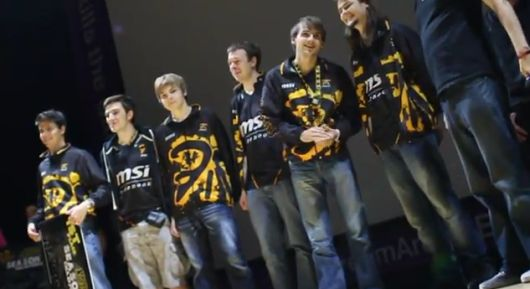 Season Two winners FnaticMSI