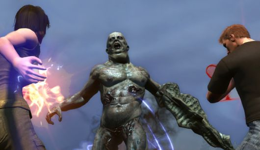 Scary monster dude in The Secret World
