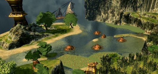 Screenshot -- Mortal Online
