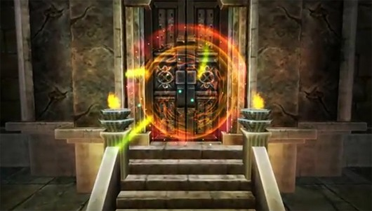 Runes of Magic - Tergothen Bay gate