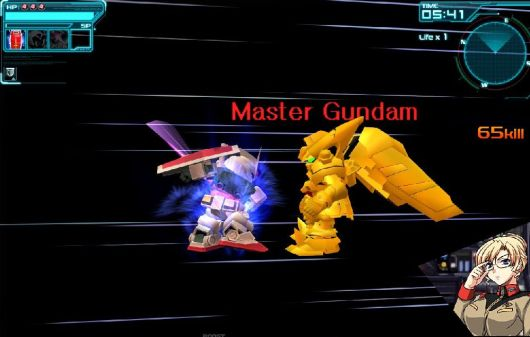 SD Gundam Capsule Fighters Online