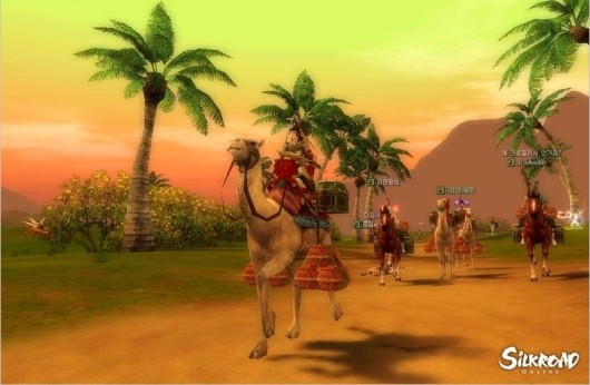 Silkroad Online