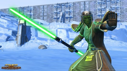Star Wars The Old Republic - Jedi Consular