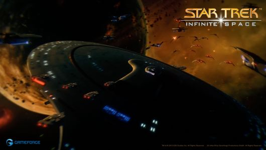 Screenshot -- Star Trek: Infinite Space