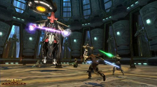 Star Wars Old Republic Beta