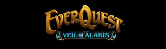 EverQuest: Veil of Alaris logo