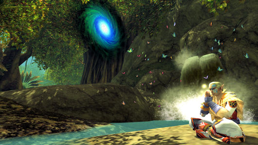DDO screenshot