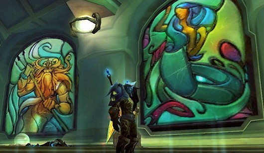 World of Warcraft image from WoW Insider