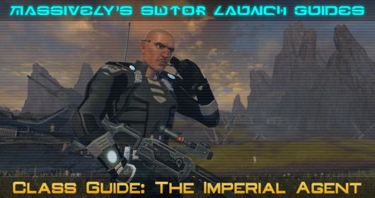 SWTOR - Imperial Agent