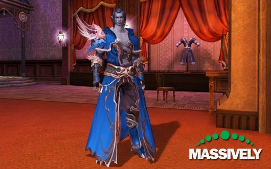 Screenshot -- Aion