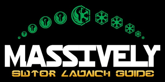 Massively's SWTOR Launch Guide (Original graphic by Larry Everett)